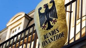 Ärger am Bundesfinanzhof