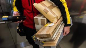 6500 Kunden beschweren sich über Paketdienste