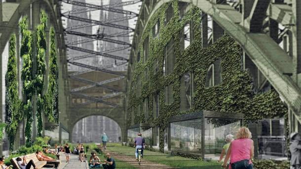 Kölner Architekt will Bahnhof unter die Erde legen