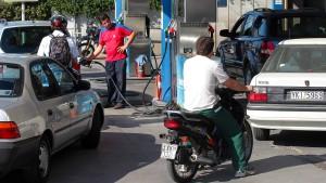 Die Griechen reagieren auf steigende Ölpreise am wenigsten