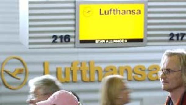 Lufthansa prüft ein neues Preismodell