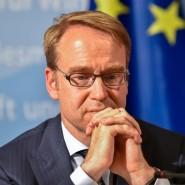 """Präsident Mario Draghi hatte betonte, es habe einen """"breiten Konsens"""" im EZB-Rat für die Beschlüsse gegeben. Weidmann war nicht für seinen Kurs."""