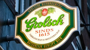 Japanische Brauerei kauft Grolsch und Peroni