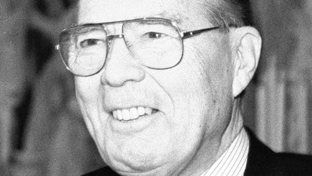 Früherer Krupp-Chef Vogelsang gestorben
