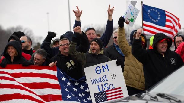 Trump attackiert General Motors scharf
