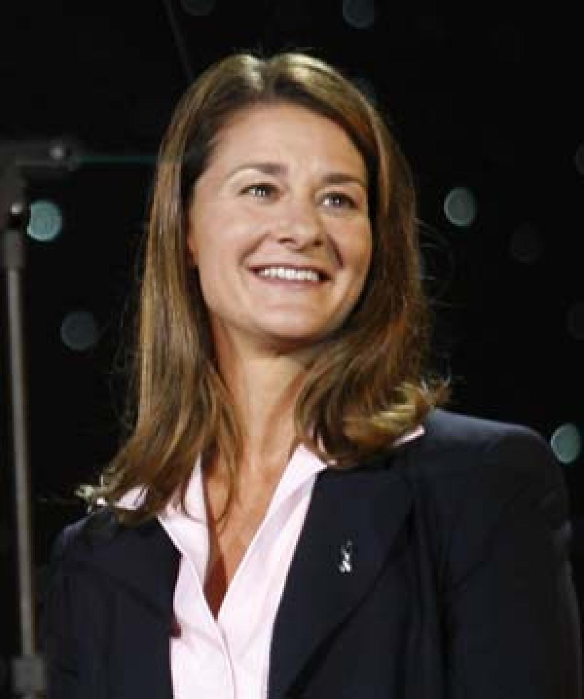 Melinda Gates im Porträt: Aus dem Schatten von Bill - Wirtschaft - FAZ