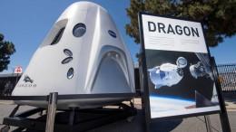 SpaceX will Touristen so tief ins All bringen wie nie zuvor