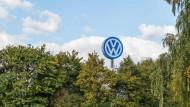 Erster deutscher Anleger klagt gegen Volkswagen