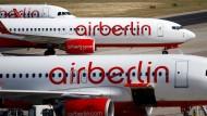 Air Berlin und die Verspätungsmisere