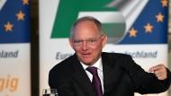 Schäuble will mit Kindergeldkürzung 159 Millionen Euro einsparen