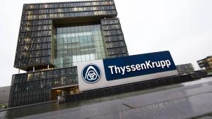 IG Metall macht gegen Thyssens Stahlpläne mobil
