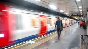Siemens baut jetzt Londons U-Bahnen