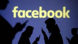 Viele Amerikaner machen Facebook-Pause