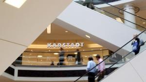 Karstadt-Rettung kommt voran