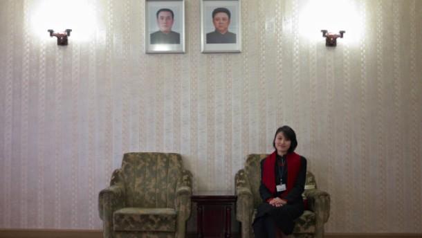 nordkorea vip-lounge