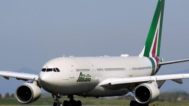 Italien will Alitalia wieder verstaatlichen
