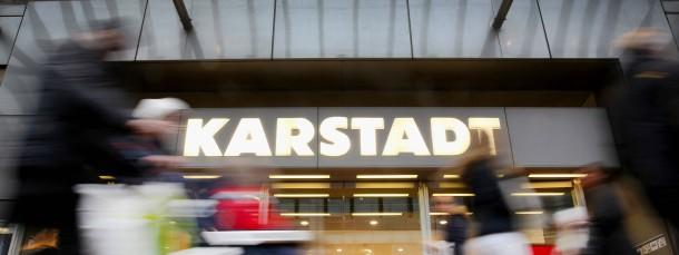 Karstadt steht vor schweren Zeiten.