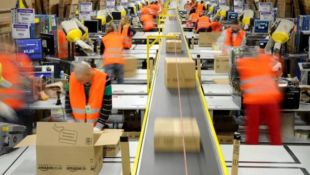 Amazon will auch in Tschechien neue Verteilzentren bauen