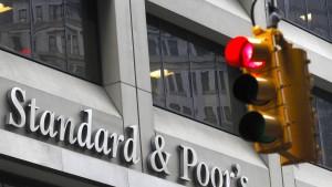 Standard & Poor's zahlt Milliarden wegen zweifelhafter Ratings