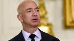 Amazon-Gründer spendet Millionen für Migranten-Kinder