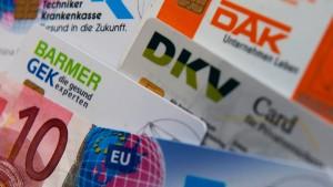 Kompromiss im Streit um Kassenüberschüsse in Sicht