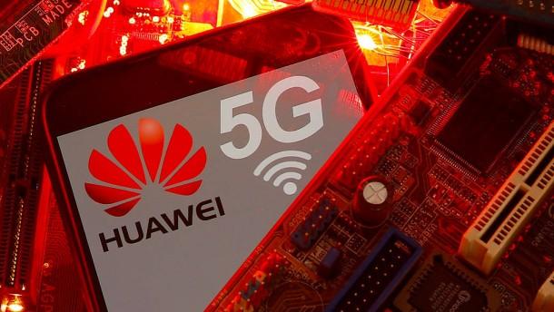 Amerikas unbeirrter Kampf gegen Huawei