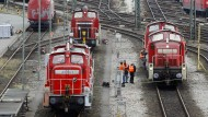 Bahn testet Rangierloks mit Hybrid-Antrieb