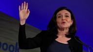 Sheryl Sandberg ist die Nummer zwei des sozialen Netzwerks Facebook – direkt hinter Mark Zuckerberg.