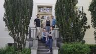WG mal anders: Auch diese Berliner Studenten kamen als Hauswächter gut und günstig unter.