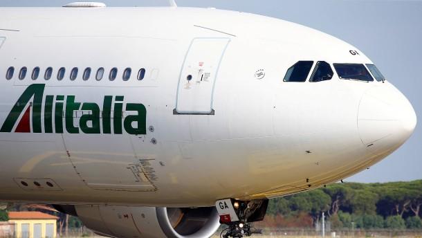 Retter von Alitalia zweifeln noch