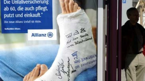Allianz kündigt kräftigen Gewinnsprung an