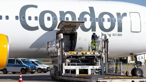 EU-Kommission genehmigt Staatshilfe für Condor