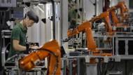 Wenn die Roboter übernehmen - was müssen die Menschen dann noch können?