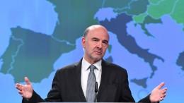 Rom könnte den Euro-Raum in Gefahr bringen