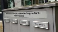 Post für die Bafin in Bonn