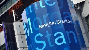 Morgan Stanley kassiert Millionen für vier Monate Arbeit
