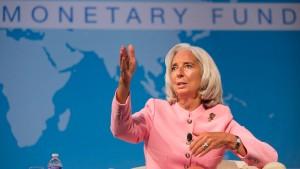 Währungsfonds bietet Ägypten Wirtschaftshilfe an