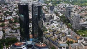 Verdi will Einfluss bei der Deutschen Bank ausbauen