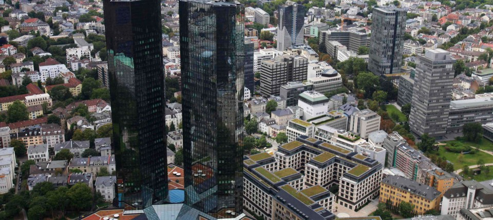Gewerkschaft: Verdi will Einfluss bei der Deutschen Bank ausbauen ...