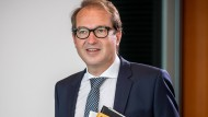 Dobrindt zitiert Daimler-Vertreter zu sich