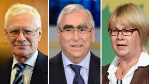 Theo Waigel berät Regierung bei Minister-Wechseln in Wirtschaft