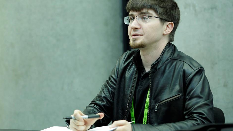 Ian Goodfellow arbeitet und forscht für Google Brain.