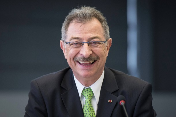 Bild Zu Ex Bitcom Chef Dieter Kempf Wird Neuer Bdi Präsident Bild