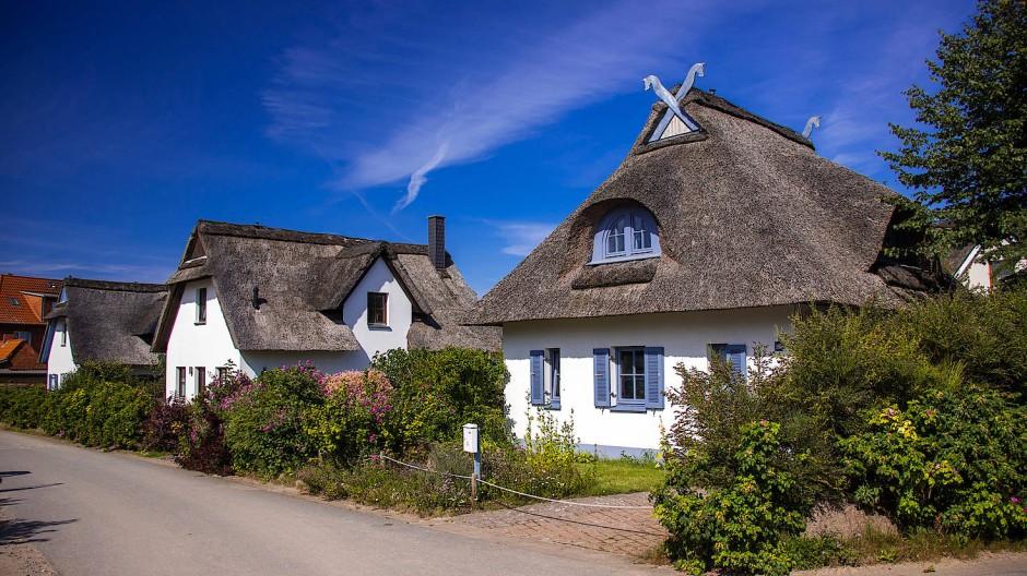 Manche mögen es idyllisch: Die Wunschvorstellungen von einem Traumhaus sind mitunter sehr verschieden.