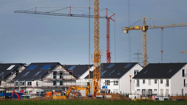 Bauen in Deutschland wird immer teurer