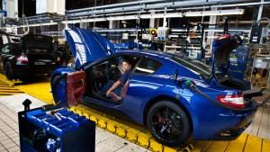Italiens Sportwagenhersteller kennen keine Krise