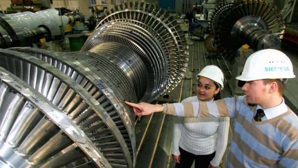Siemens in Goerlitz sucht weltweit nach Fachkraeften