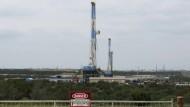 Die Fracker aus Texas sind zäh