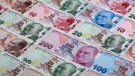 Die Türkei sucht Schuldige für die Lira-Krise
