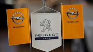 GM erwägt angeblich Verkauf von Opel an Peugeot